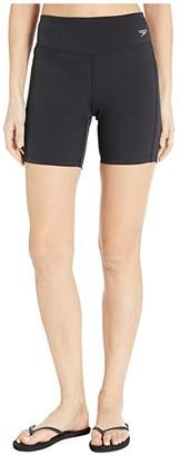 Speedo 5.5 Jammer Black) Women's Swimwear