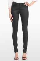 NYDJ Alina Legging In Faux Leather Coated Denim