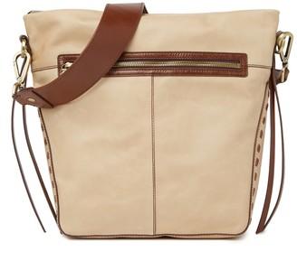 Hobo Canyon Leather Shoulder Bag