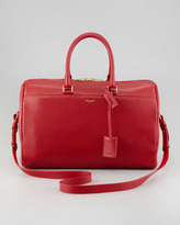 Medium Classic Duffle Bag, Red