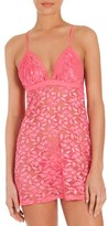 Women's In Bloom By Jonquil City Girl Chemise & Thong