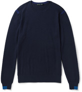 Etro - Cotton And Cashmere-blend Sweater