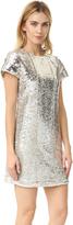 Rebecca Minkoff Lynx Sequin Dress