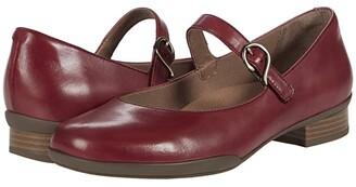 Dansko Kaelyn (Cabernet Aniline Calf) Women's Shoes