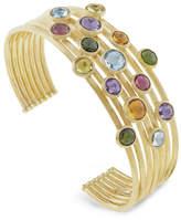 Marco Bicego Jaipur Mixed Stone Seven-Row Bangle Bracelet