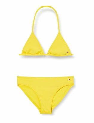 Tommy Hilfiger Girl's Triangle Set Bikini