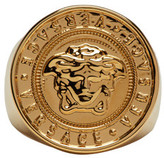 Versace Gold Medusa Ring