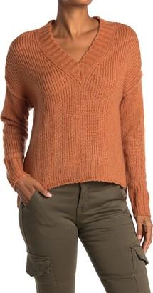 NSF Keva Cotton Blend Sweater