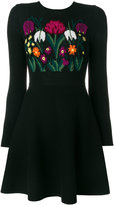 Blugirl floral embroidery dress