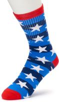 Men's Patriotic Crew Socks