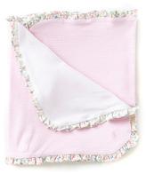 Ralph Lauren Carmel Pink Floral Nursing Blanket - Infant