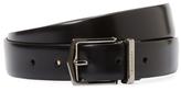 Burberry James Reversilbe Leather Belt