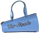 North Carolina Tar Heels Megaphone Large Crossbody Bag