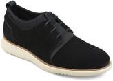 Ludlow Daxx Men's Sneakers Black - Black Oxford-Style Suede Sneaker - Men