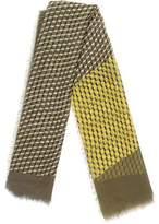Pierre Hardy Silk Geometric Print Scarf