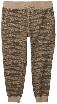 Alternative Slimline Cargo Joggers (Fatigue Tiger Camo) Men's Casual Pants