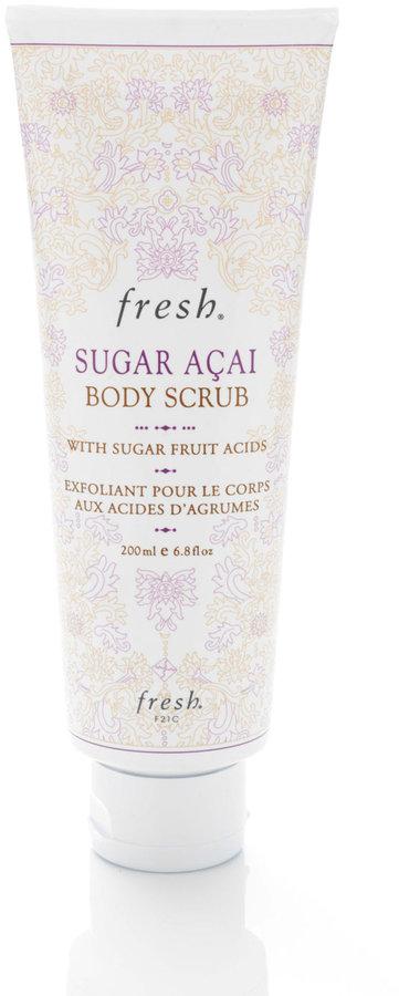 Fresh Sugar Acai Body Scrub