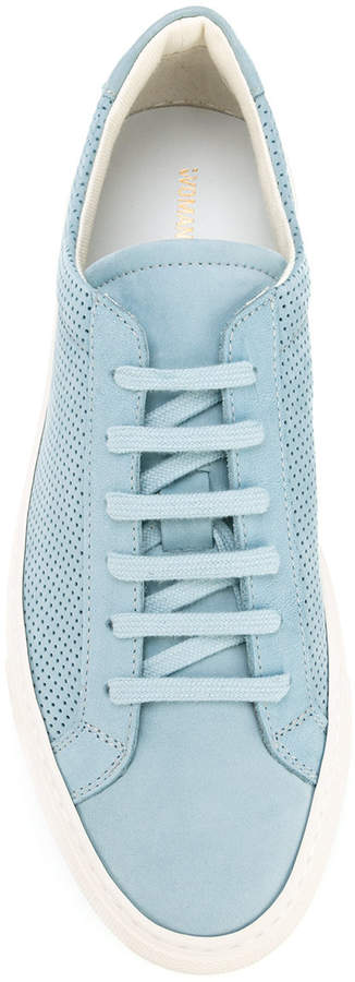 Common Projects perforated sneakers