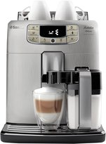 Saeco Philips Intelia Deluxe Espresso Machine - Silver