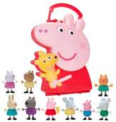 Peppa Pig Carry Along Friends - 10pc