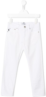 Stone Island Junior slim-fit jeans