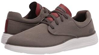 Skechers Status 2.0 - Burbank (Black) Men's Shoes