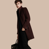 Burberry Cashmere Overcoat