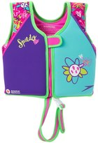 Speedo Girls' Learn To Swim Printed Neoprene Swim Vest (2yrs6yrs) - 8126408