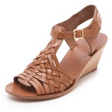 Tory Burch Nadia Wedge Sandals