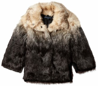 French Connection Women's Johanna Faux Fur Coat