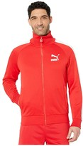 Puma Iconic T7 Track Jacket (High Risk Red) Men's Jacket