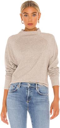 Bobi Beach Cozy Heathered Knit Sweater