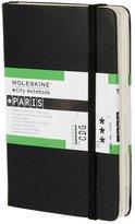 "Moleskine Paris City Notebook - Black - 3.5"" x 5.5"""