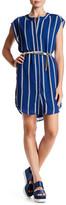 BB Dakota Zea Stripe Shirtdress