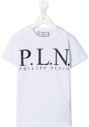 Philipp Plein Junior P.L.N T-shirt