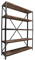 Factory Display Unit with 5 Shelves