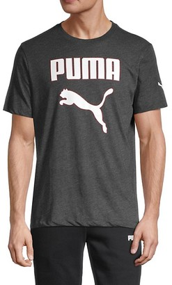 Puma Graphic Cotton-Blend Tee