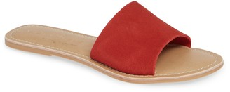 BEACH BY MATISSE Coconuts by Matisse Cabana Slide Sandal