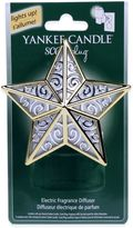 Yankee Candle Scentplug Star Base in Silver/Gold