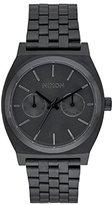 Nixon Women's Quartz Watch Time Teller Deluxe A922001-00 with Metal Strap