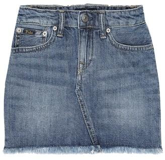 Polo Ralph Lauren Kids Denim skirt
