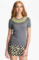 Milly 'Liya' Embellished Sweater