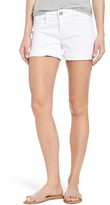 Mavi Jeans Women's Vanna Roll Cuff Denim Shorts
