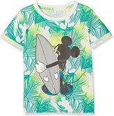 Name It Boys' Nitmickey Carl Ss Top Mz Wdi T-Shirt