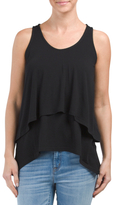 Double Layer Tank Top
