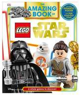 Star Wars Amazing Book of Lego Hardcover)