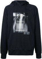 Public School Ervice hoodie - men - Cotton - S