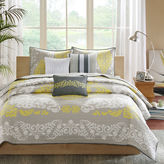 Leila Madison Park 6-pc. Quilted Coverlet Set