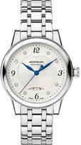 Montblanc 111056 Boheme stainless steel watch