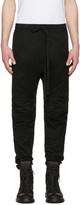 Ueg Black Biker Trousers